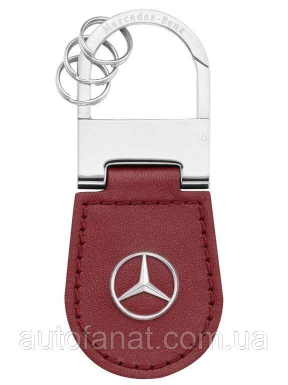 Оригинальный брелок Mercedes-Benz Key Ring Shanghai, Red (B66958139)