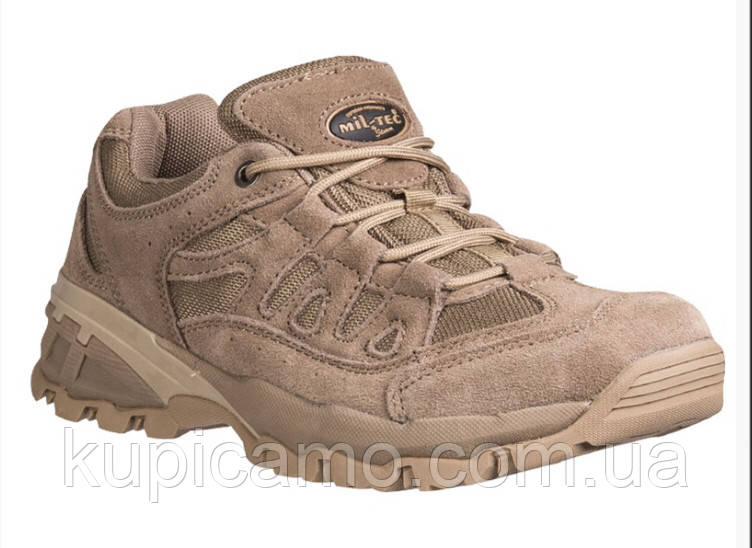 """Кроссовки треккинговые """"Mil-Tec"""" Squad Shoes 2.5 Inch """"coyote"""""""