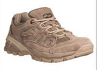 """Кроссовки демисезонные трекинговые  Mil-Tec Squad Shoes 2.5 Inch """"coyote"""""""