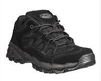 """Кроссовки демисезонные трекинговые  Mil-Tec Squad Shoes 2.5 Inch """"Black"""""""