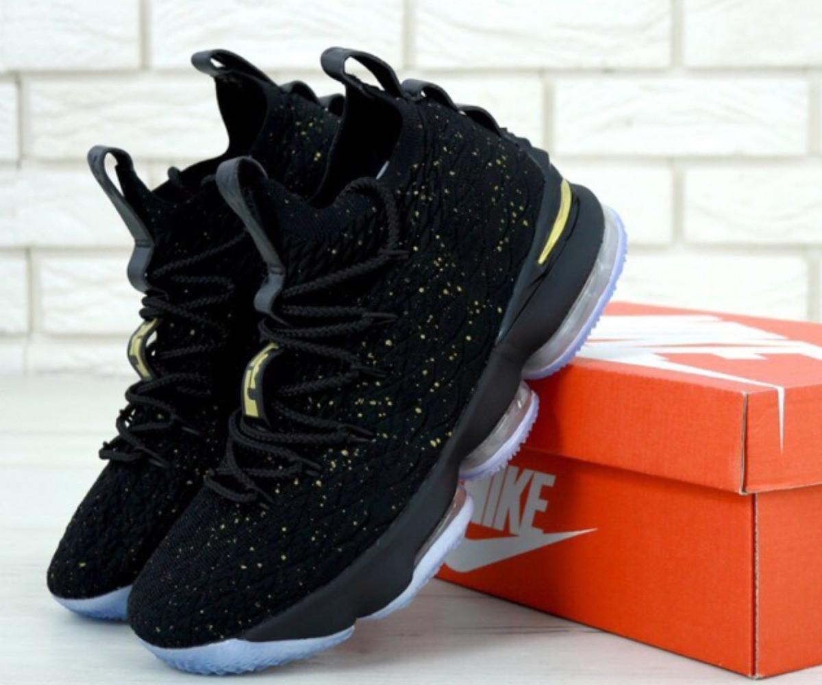 a1f15852 Мужские Кроссовки Nike Lebron 15 Реплика — в Категории