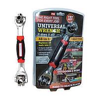 Универсальный гаечный ключ Universal Wrench 48 в 1