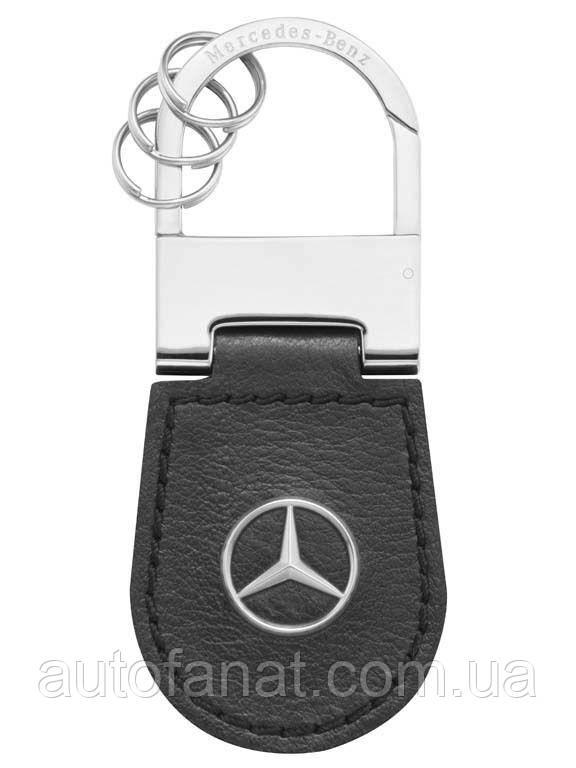 Оригинальный брелок Mercedes-Benz Key Ring Shanghai, Black (B66958137)