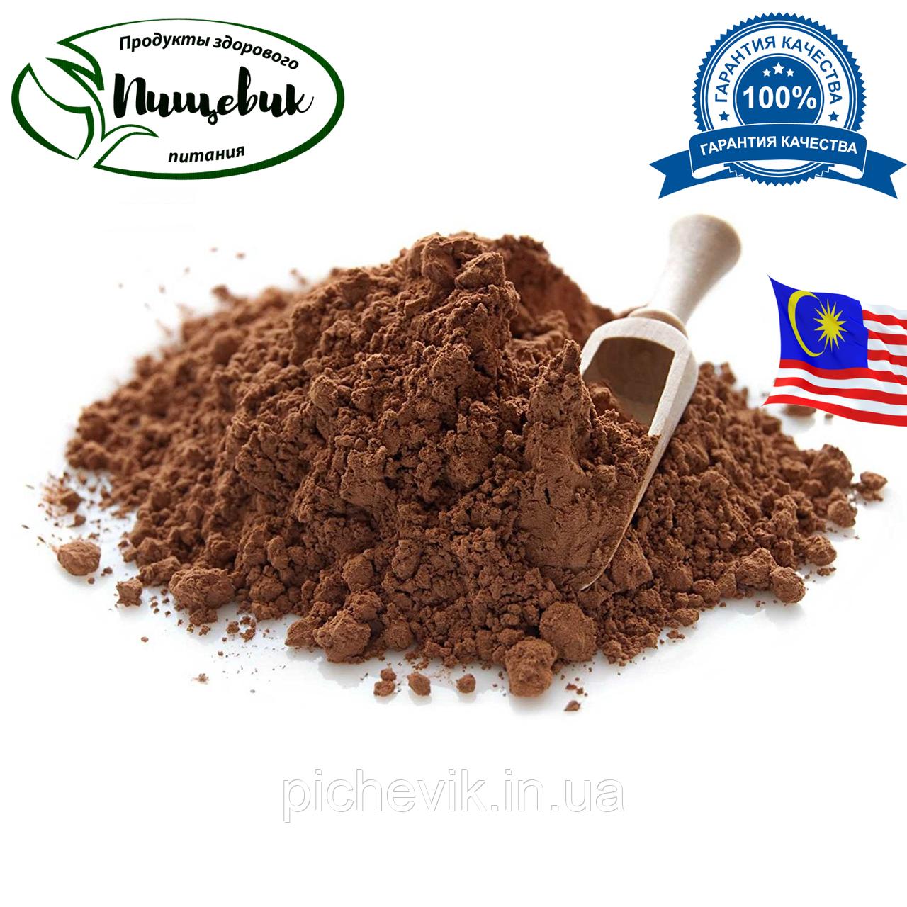 """Какао порошок светлый 10-12% ТМ """"KOKO BUDI"""" (Малайзия)  вес:1кг."""