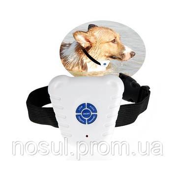 АНТИ ЛАЙ Ошейник отпугиватель ультразвуковой тренировочный для собак Ultrasonic Anti Bark Dog Stop Barking Col
