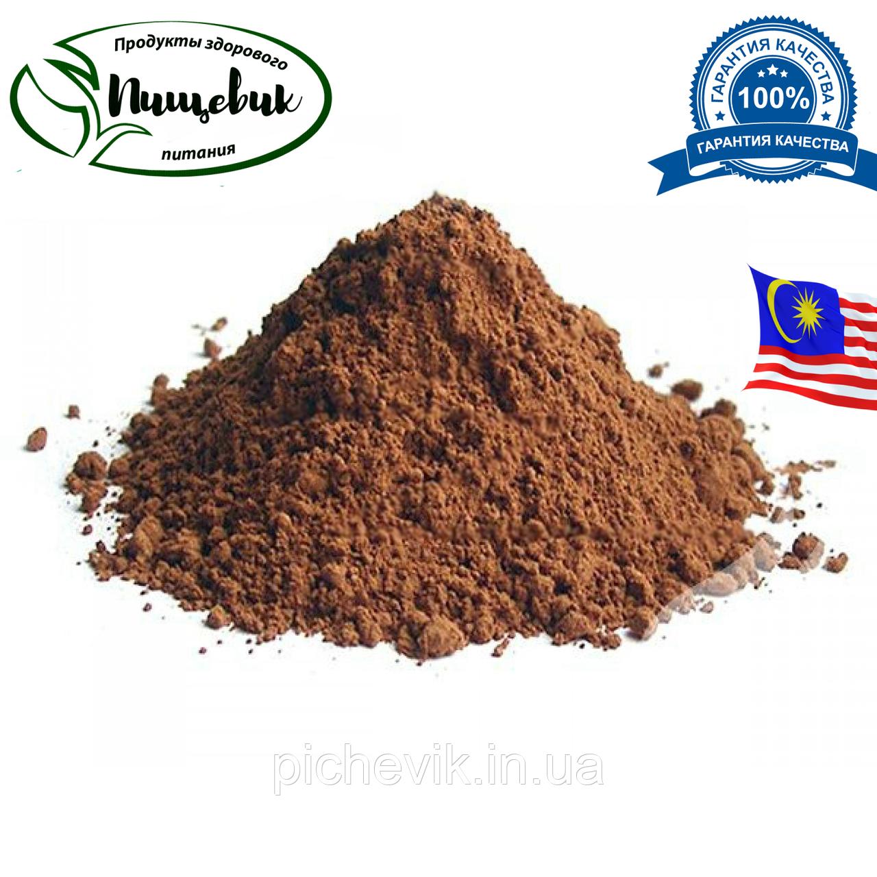 """Какао порошок темный 10-12% ТМ """"KOKO BUDI"""" (Малайзия) вес:1кг."""