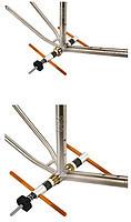 Инструмент ICE TOOLZ для торцовки и нарезки резьбы в каретке