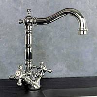 Классический смеситель для раковины Италия Bugnatese Revival 434, фото 1
