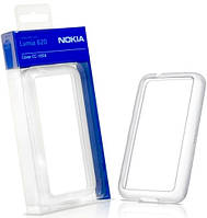 Чехол для Nokia Lumia 620 - Nokia CC-1056 transparent