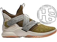 Мужские кроссовки Nike LeBron Soldier 12 Land and Sea AO2609-300