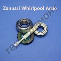 Комплект (6204zz / 6205zz / 32*52*10/12) для стиральной машины Zanussi и Электролюкс