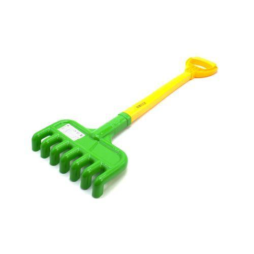 Грабли ТехноК зелёные