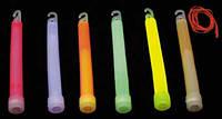 Химические источники света (ХИС) в 6 цветах.