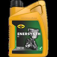 Синтетическое моторное масло Kroon-Oil Enersynth FE 0W-20 (Hybrids) ✔ емкость 1л.
