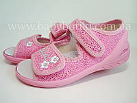 Розовые тапочки босоножки Waldi., фото 1