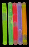 Химический источник света рыболовный 10 шт. (палочки 50х6 mm.)