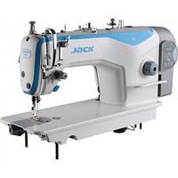 Одноигольная швейная машина Jack JK  A2 CQ (прямострочная с автоматической обрезкой нити), фото 1