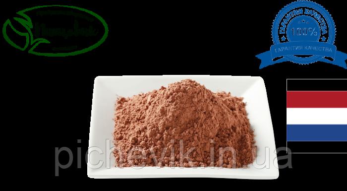 Какао порошок светлый 20-22% (Нидерланды) ТМ DeZaan вес:500грамм.