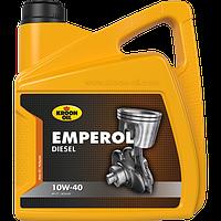 Полусинтетическое моторное масло Kroon-Oil Emperol Diesel 10W-40 ✔ емкость 5л.