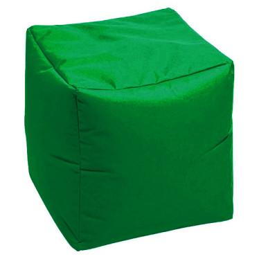 Пуф Делюкс Зелёный 37х37х44 см, пуфікі, пуфік,пуфик, пуфики