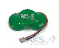 Аккумулятор для радиотелефона GP T118M 3,6v 250mAh MH (танчик*)