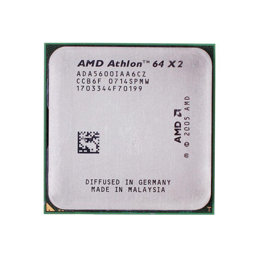 Процессор AMD Athlon 64 X2 5600+ 2.8GHz/2M/2000 (ADA5600IAA6CZ) sAM2, tray