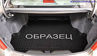 Резиновый коврик NORPLAST в багажник для Nissan Murano (2009)