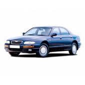 Дефлекторы окон Mazda Xedos