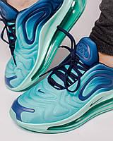 Кроссовки женские Nike air Max 720 Deep Royal Blue