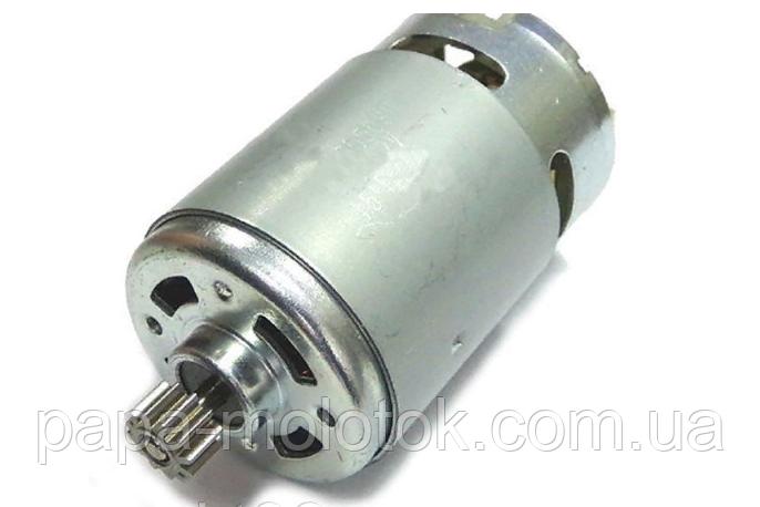 Двигатель постоянного тока шуруповерта 12 В 12 зубов DEKO
