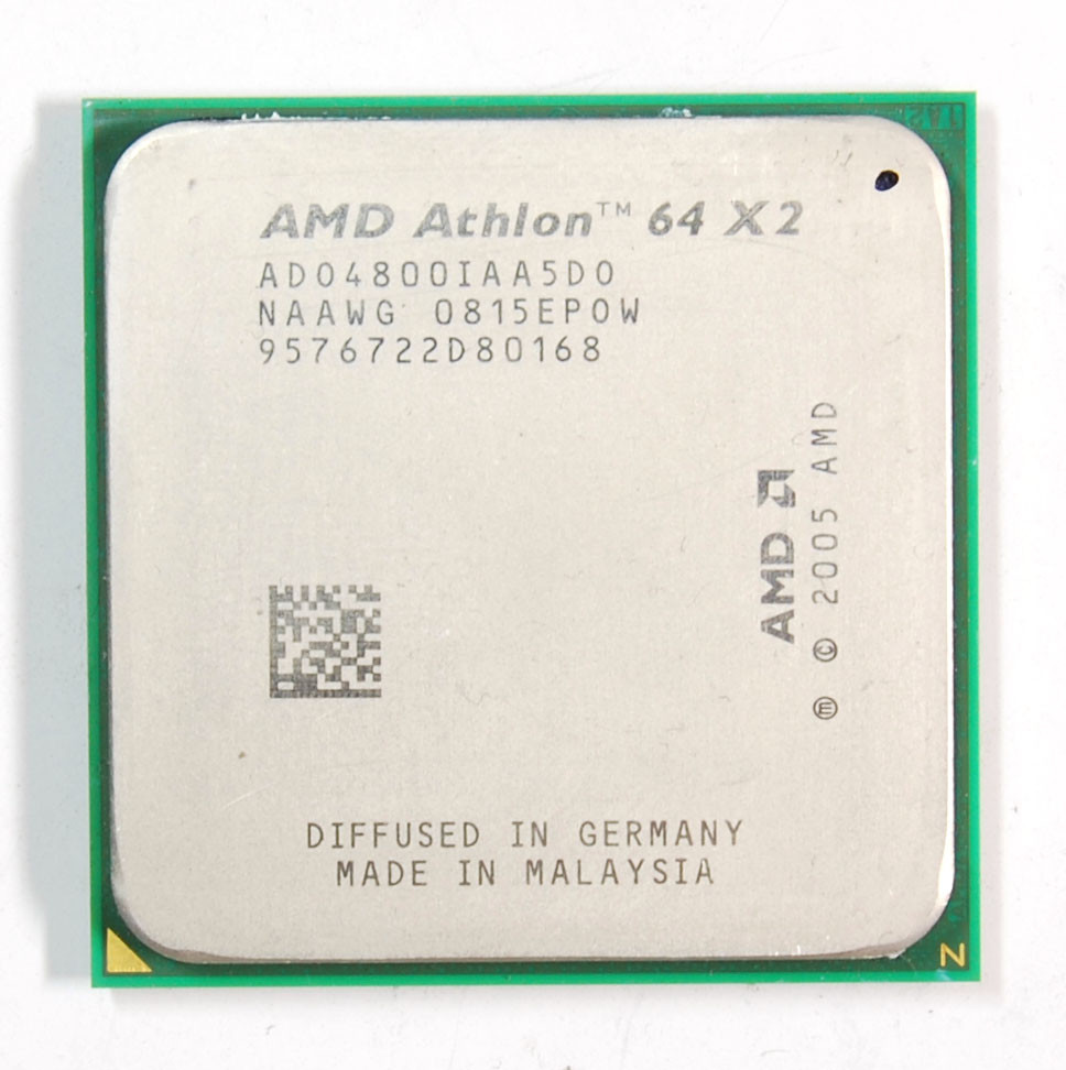 Процессор AMD Athlon 64 X2 4800+ 2.50GHz/1M/2000 (ADO4800IAA5DO) sAM2, tray
