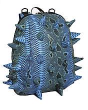 Школьный рюкзак Madpax Pactor Half цвет Blue Mamba