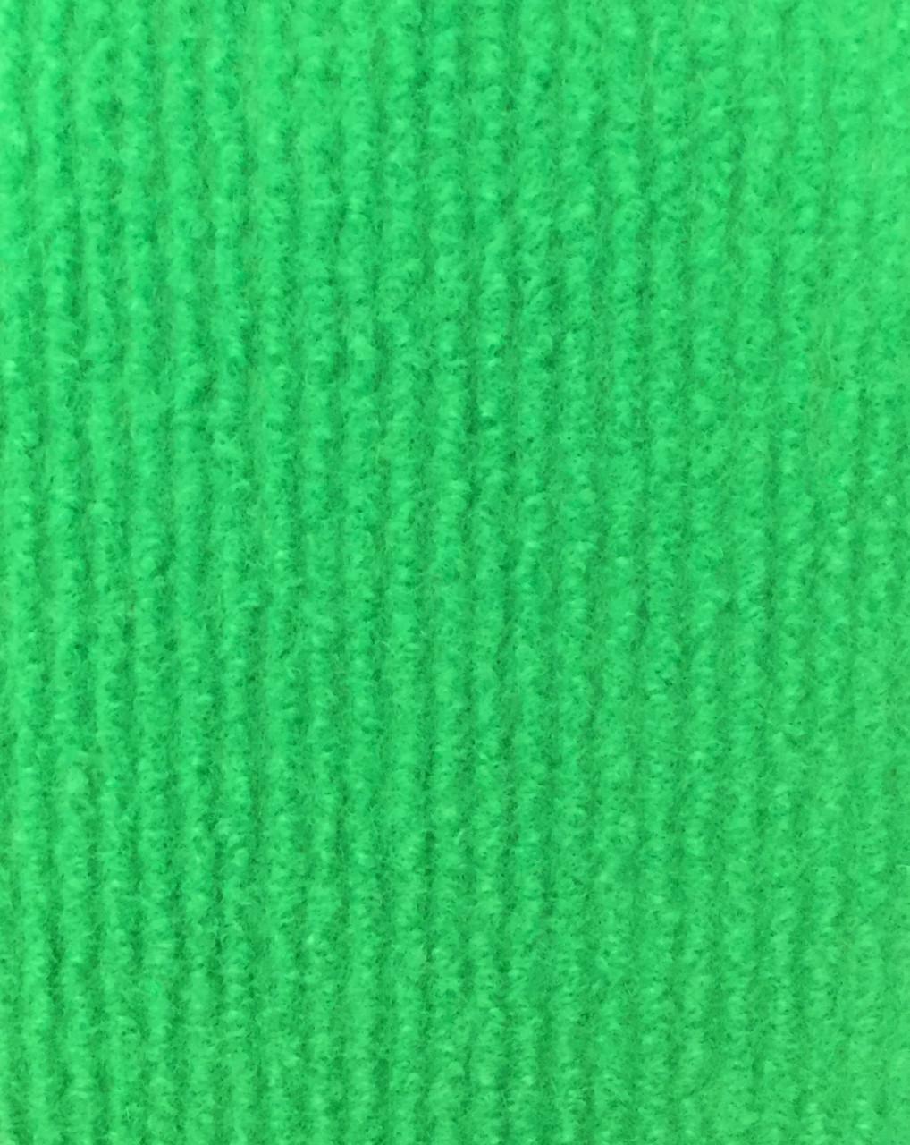 Выставочный ковролин ExpoCarpet Ярко-зелёный