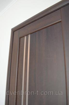 Двери Новый Стиль Делла каштан, коллекция Ностра, фото 2