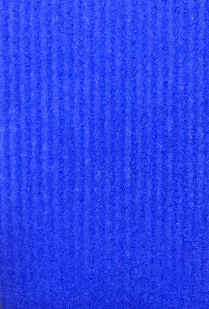 Выставочный ковролин ExpoCarpet Ярко-синий