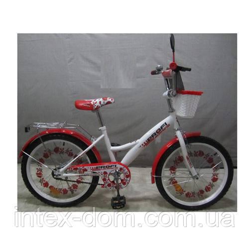 Велосипед PROFI UKRAINE детский 20д.P2039 UK-1