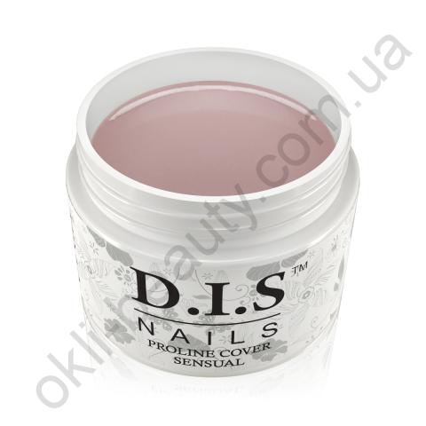 Камуфлирующий гель Proline Cover Sensual DIS Nails, 30 грамм