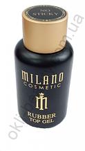 Топ без липкого слоя для гель-лака No Sticky Top Gel Milano Cosmetic, 50 мл