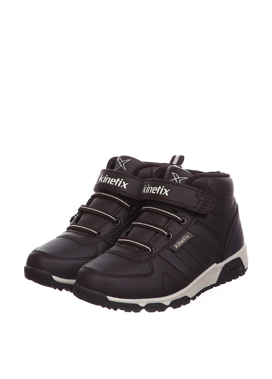 Кроссовки Kinetix BRONK HI коричнево-бежевый