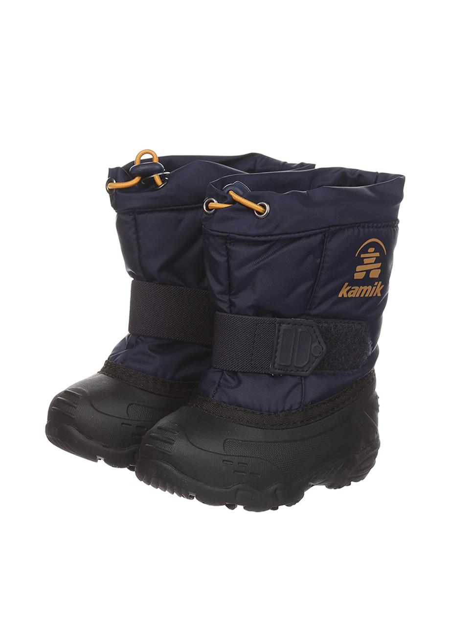 Ботинки Kamik TICKLEEU темно-синий