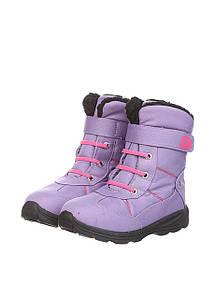 Ботинки Kamik SNOWMAN лавандовый