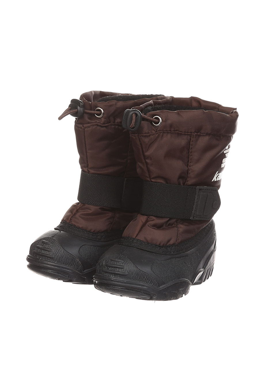 Ботинки Kamik Tickle темно-коричневый