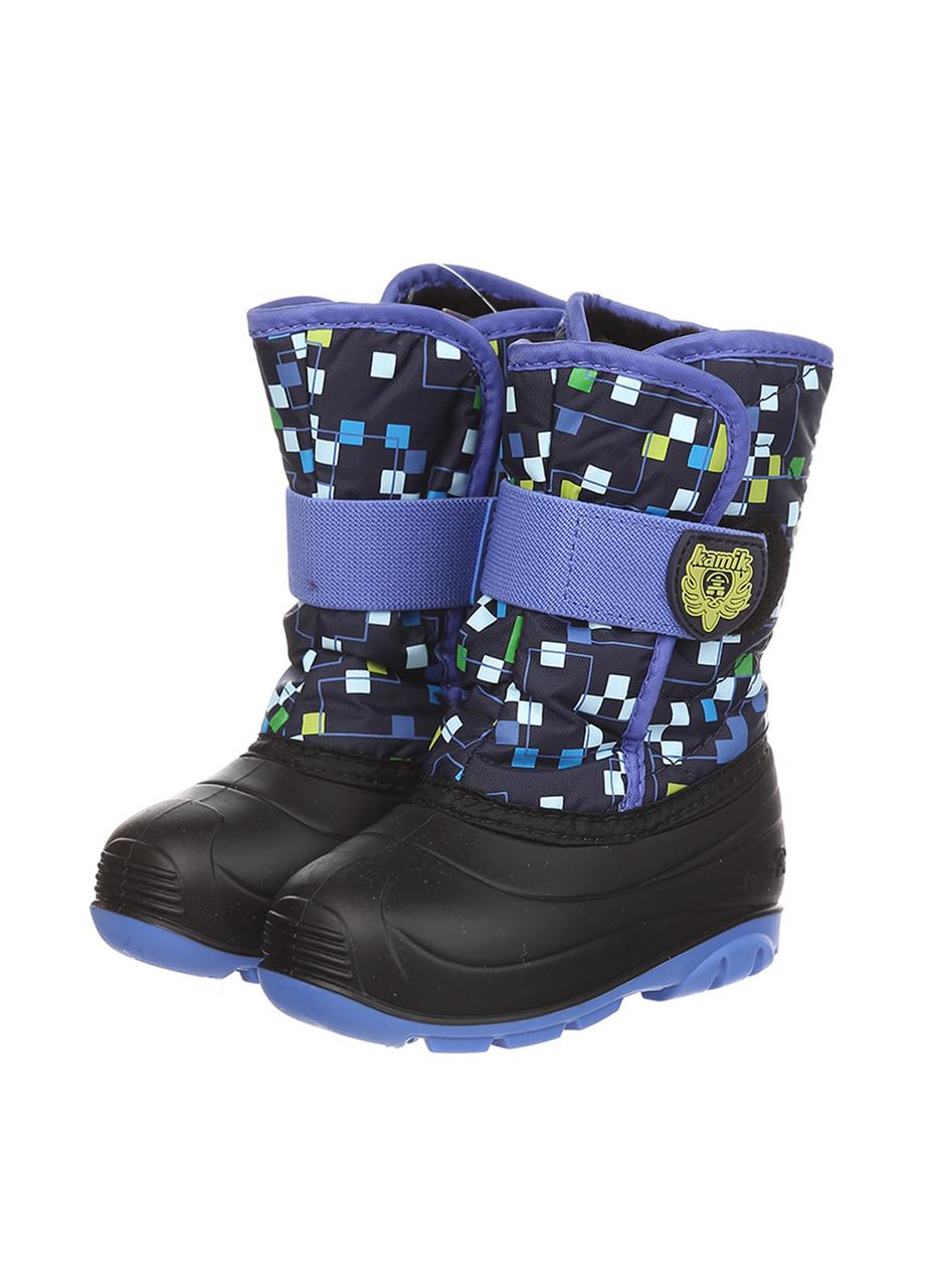 Ботинки Kamik SNOWBUG4 синий