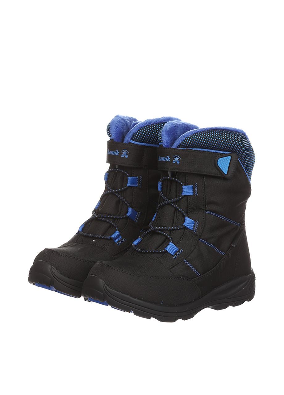 Ботинки Kamik STANCE черно-синий