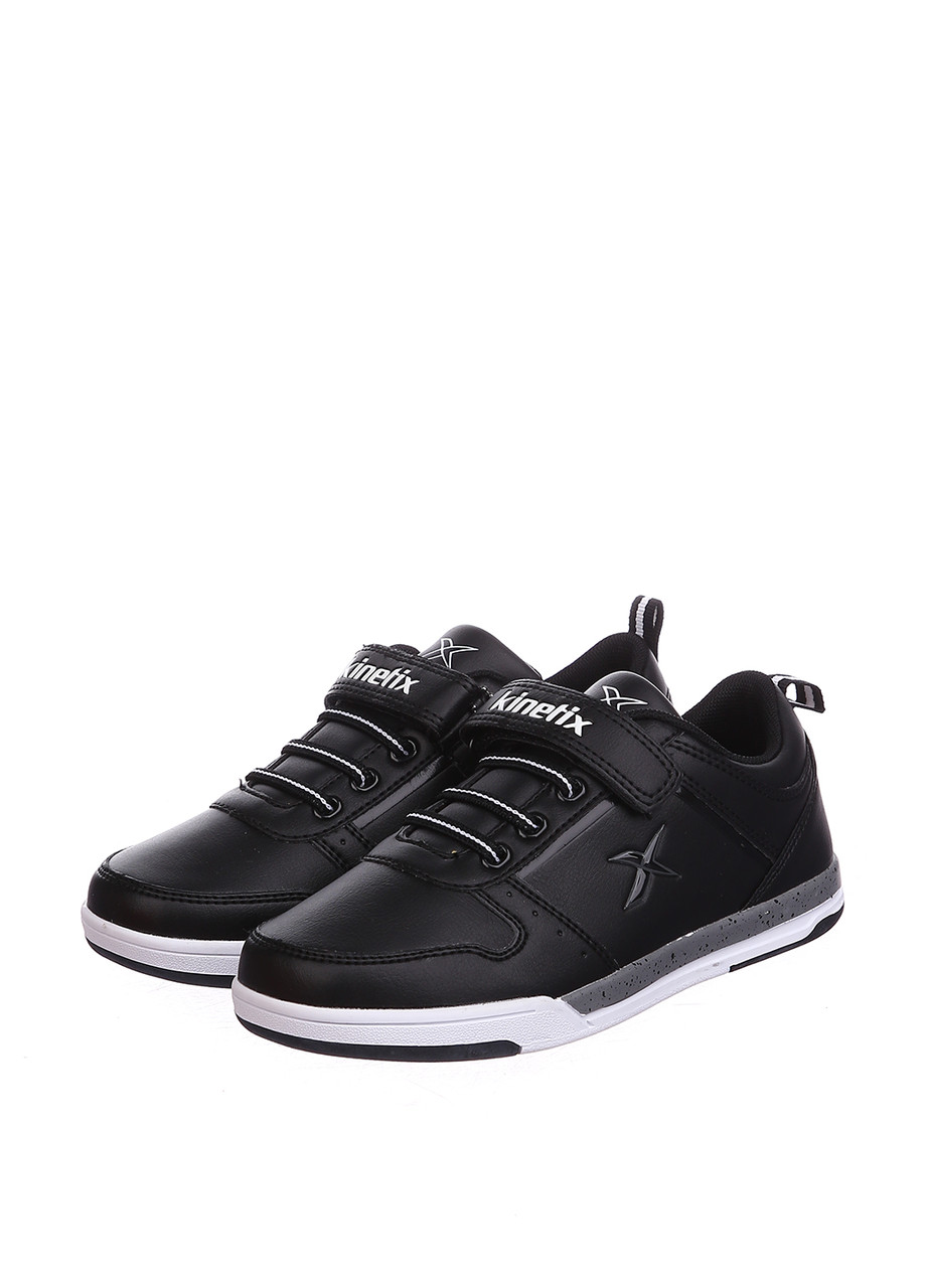 Кроссовки Kinetix LEDA чёрно-серый