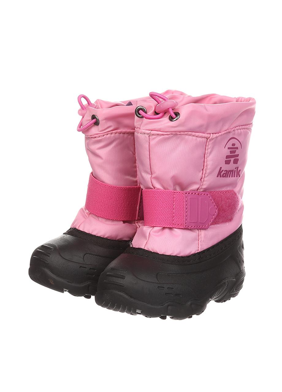 Ботинки Kamik TICKLEEU фуксин