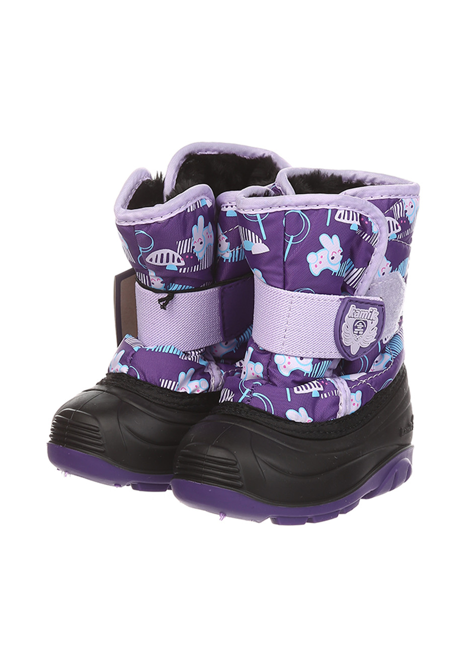 Ботинки Kamik SNOWBUG4 фиолетово-лиловый