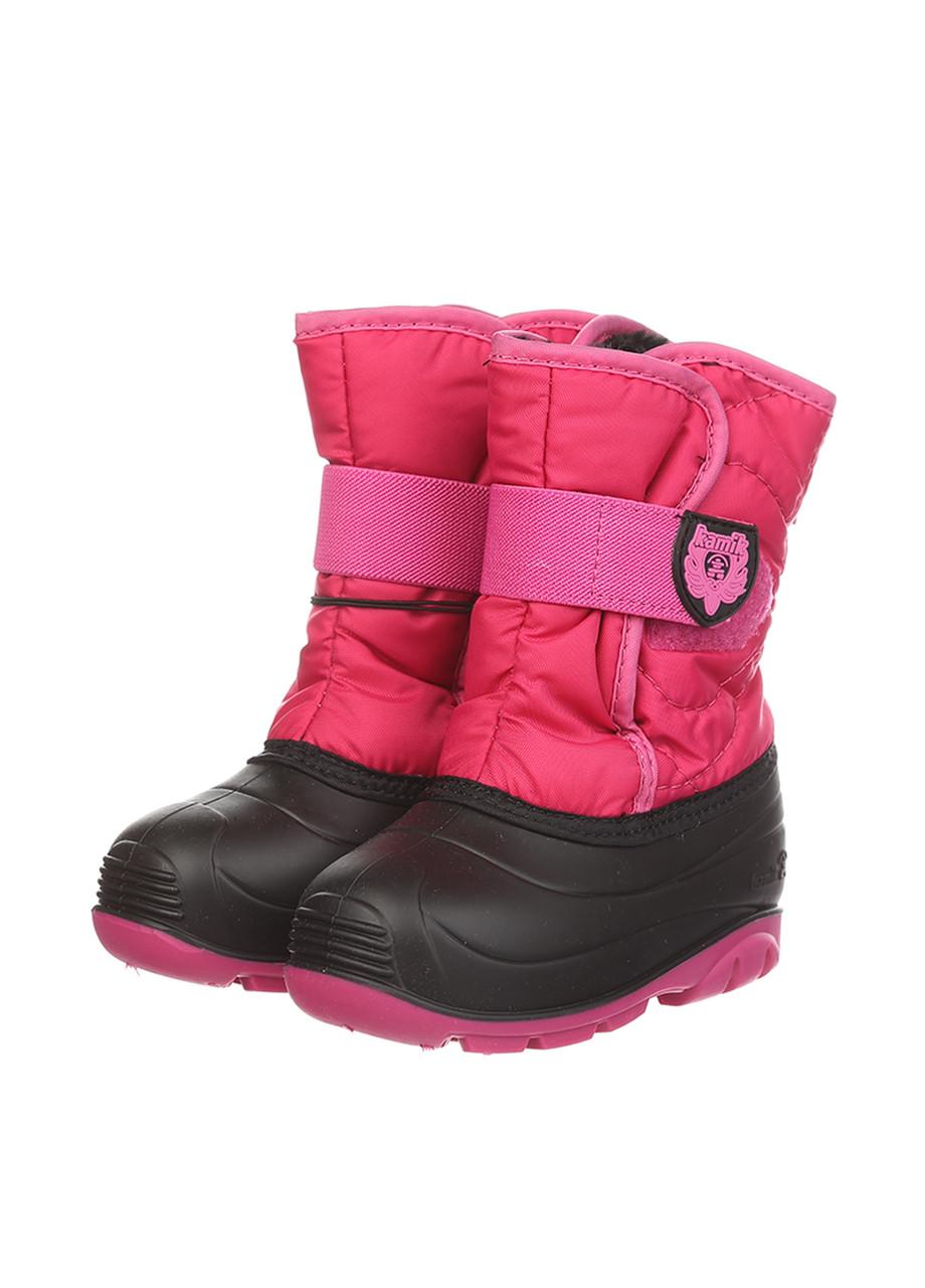 Ботинки Kamik SNOWBUG3 розовый