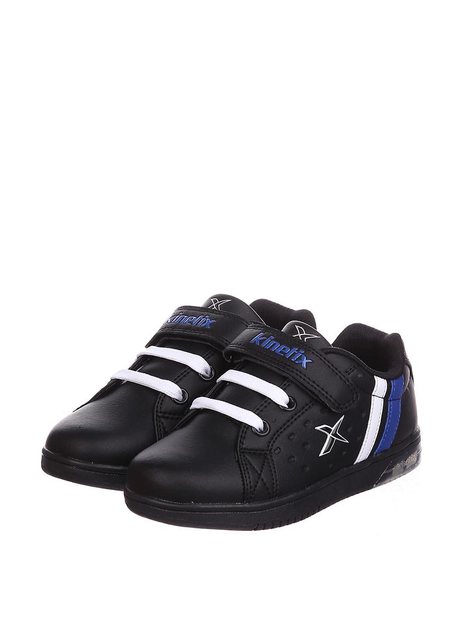 Кроссовки Kinetix LARTON чёрно-бело-синий
