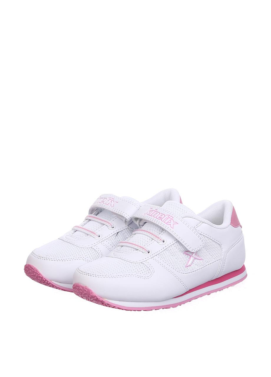 Кроссовки Kinetix LOTUS бело-розовый